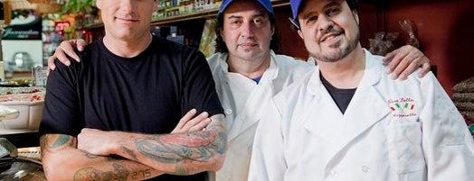 Casa Della Mozzarella is one of T's Foodie Lists: Bronx - Little Italy.