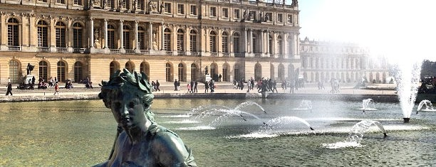 Palace of Versailles is one of First Time in Paris?.