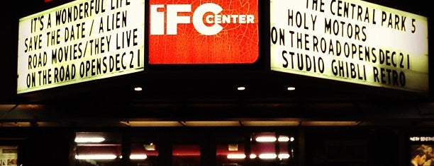 IFC Center is one of NYC Trip.