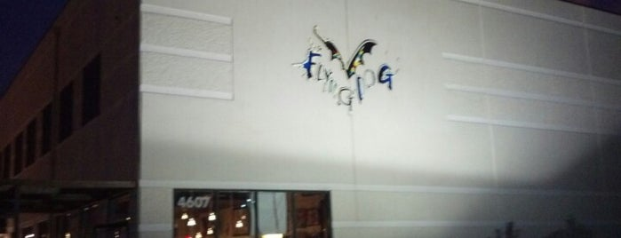 Flying Dog Brewery is one of Brooklyn Pour Breweries 2012.