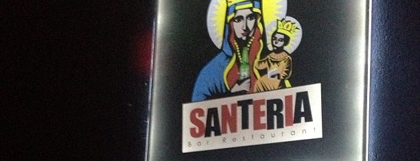 Bar Santería is one of Club La Tercera Descuentos.