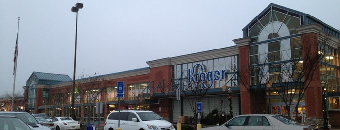 Kroger is one of The Regulars.