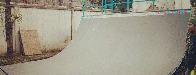 Hobbies Backyard's Skatepark is one of Napak Tilas Perjalanan N9.