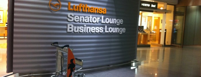 Lufthansa Senator Lounge (Non-Schengen) is one of Lufthansa Lounges.