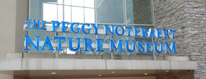 Peggy Notebaert Nature Museum is one of To Do: Chicago.