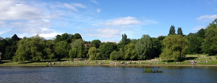 Hampstead Heath Ponds is one of Guide to Camden's best spots.
