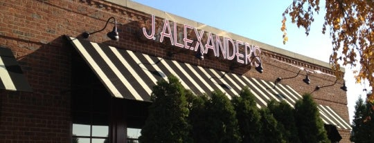 J Alexander's is one of Nice restaurants in Columbus, OH.