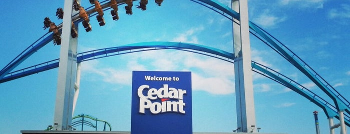 Cedar Point is one of All-time favorites in United States.