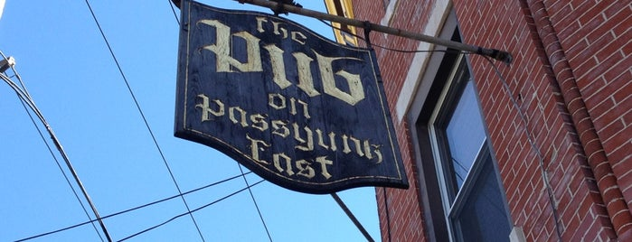 The Pub on Passyunk East is one of South Philly!.