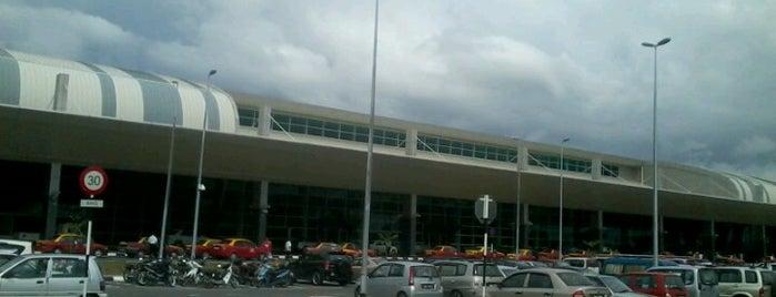 Sibu Airport (SBW) is one of 에어.