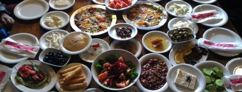 Maria's Restaurant is one of Must-visit Food in Istanbul.