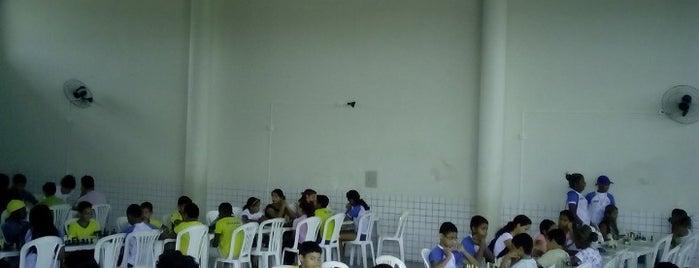 Serviço Social do Comércio (SESC) is one of Lugares por onde andei..