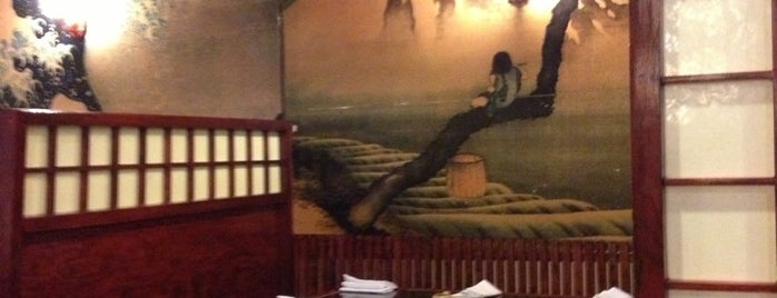 Samurai Restaurante is one of Colonia Nápoles (Mexico City) Best Spots.