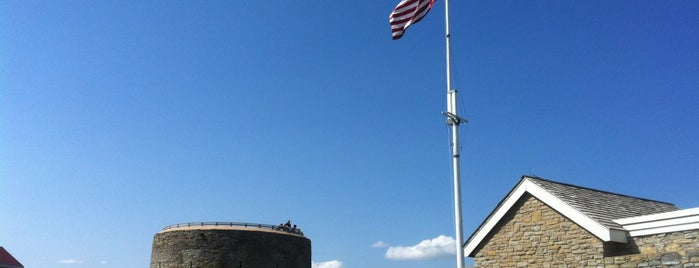 Historic Fort Snelling is one of fun places to check out.