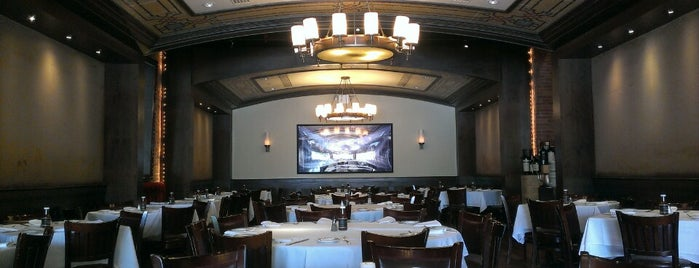 Wolfgang's Steakhouse is one of Favorite Places.