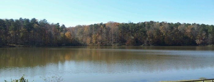 William B. Umstead State Park is one of North Carolina.