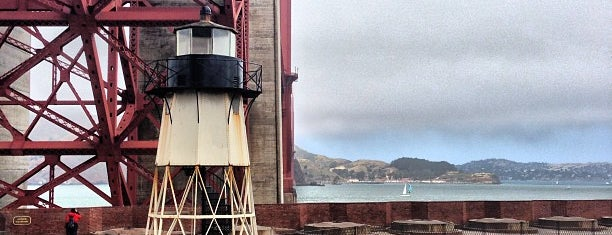 Fort Point National Historic Site is one of Must-visit Parks in San Francisco.