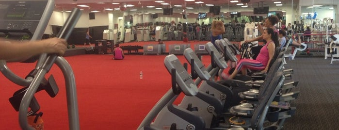 Lucille Roberts - Bayridge is one of Lucille Roberts Gyms.