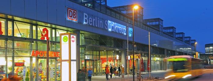 Bahnhof Berlin Südkreuz is one of Ausgewählte Bahnhöfe.