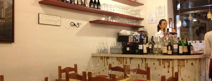 Trattoria Mirta is one of Mangiare a Mi: i nostri preferiti.