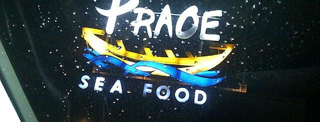 Praoe Sea Food is one of makan makaaaann.