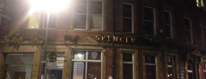 Spencers is one of Old Man Pubs.