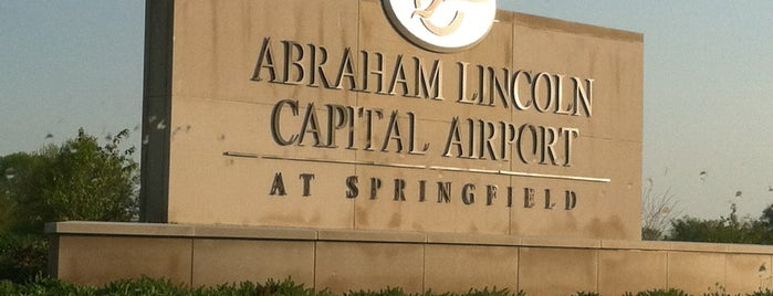 Abraham Lincoln Capital Airport (SPI) is one of Springfield, Springfield!!.