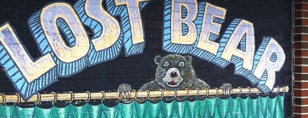 The Great Lost Bear is one of Maine Musts!.