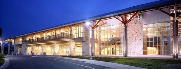 Lester E. Palmer Events Center is one of Ya es hora-Libera Tu Voz.
