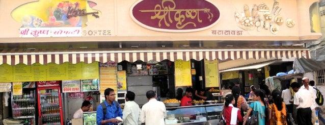 Shrikrishna Wada is one of Best Vada Pav in Mumbai.