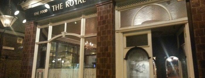 Royal Oak is one of Drinking London.