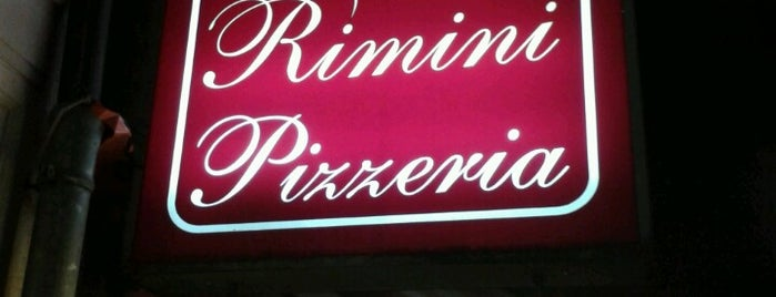 Rimini is one of Food in Amsterdam.