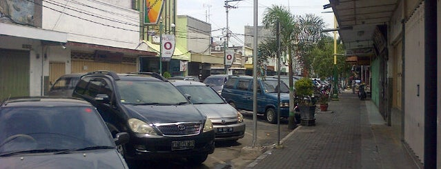 Jalan Dhoho is one of Best places in Kediri, Indonesia.