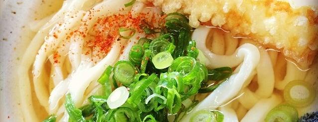 純手打うどん よしや is one of めざせ全店制覇~さぬきうどん生活~ Category:Ramen or Noodle House.