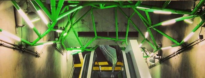 Oedo Line Iidabashi Station (E06) is one of Station.