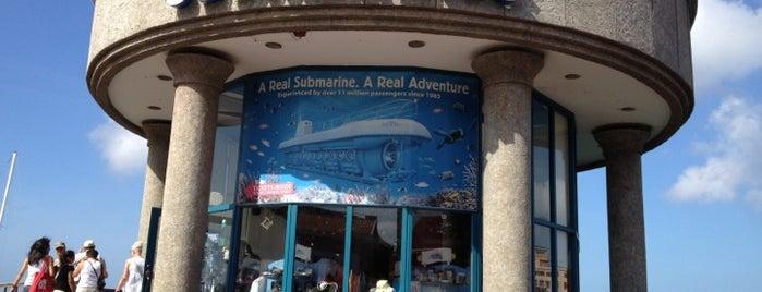 Atlantis Submarine is one of Aruba.