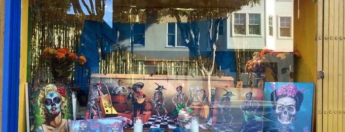 Precita Eyes Muralists is one of San Francisco.