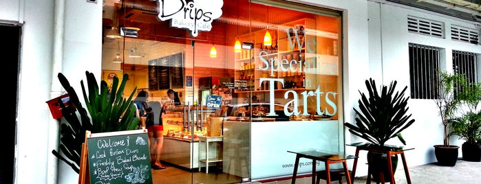Drips Bakery Cafe is one of Foodie list.