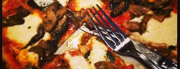 Trattoria Zero Otto Nove is one of Best Pizza in NYC.