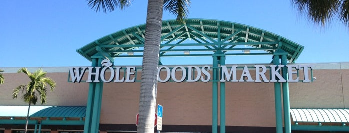 Whole Foods Market is one of Top picks for Food and Drink Shops.