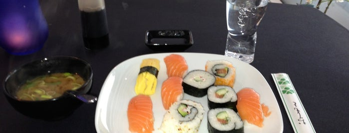 Nordic Blues Sushi is one of Great food places in Mariehamn.