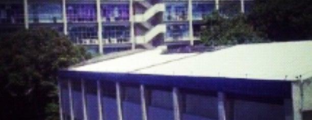 Centro Federal de Educação Tecnológica Celso Suckow da Fonseca (CEFET/RJ) is one of Top 10 favorites places in Rio de Janeiro, Brasil.