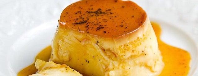 Fôrma de Pudim is one of Docerias/Sobremesas.