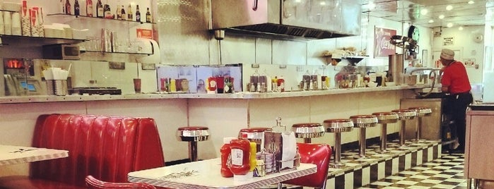 Lori's Diner is one of Liked.