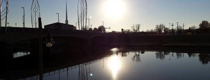 Wichita Riverwalk is one of Wichita Must-Do's!!.