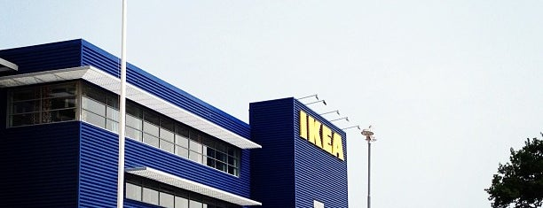 IKEA Sverige is one of What I want to do in Stockholm.