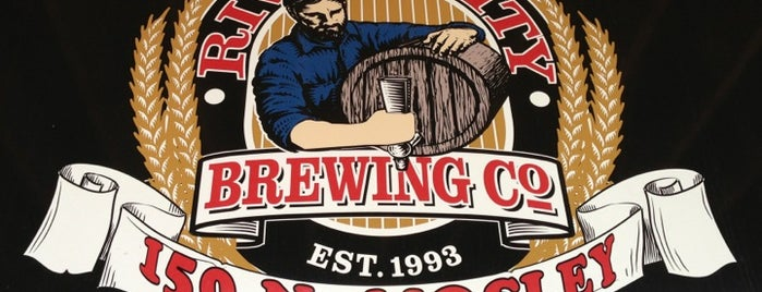 River City Brewing Co is one of My Visited Breweries.