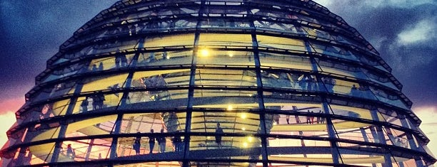 Reichstag Dome is one of Must-Visit in Berlin.