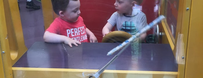 Stepping Stones Museum for Children is one of 75 Geeky Places to Take Your Kids.