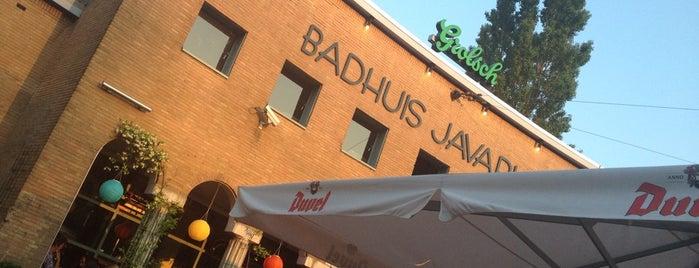 Het Badhuis is one of Restaurants.